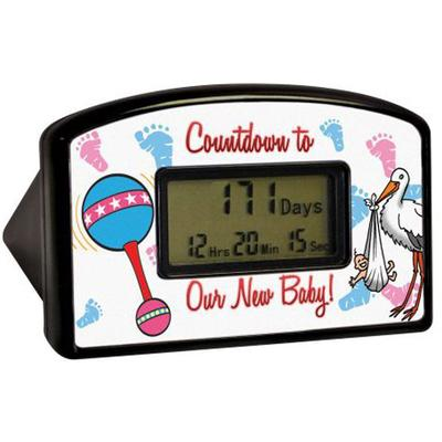 Click to get Countdown Timer New Baby