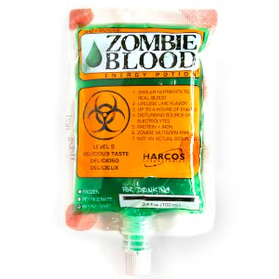 Click to get Zombie Blood Energy Drink
