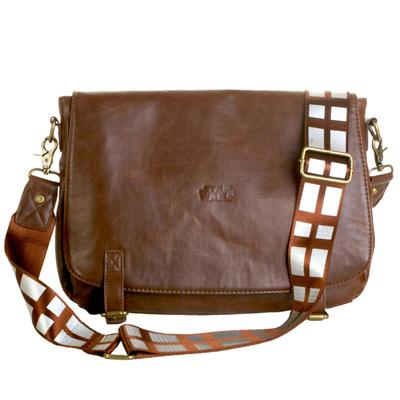 Click to get Chewbacca Messenger Bag