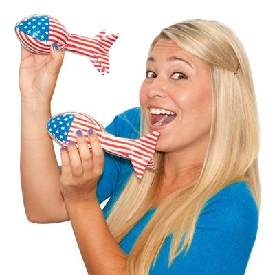 Click to get American Flag Bomb Toy