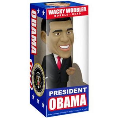 Click to get Barack Obama Bobble Head Doll
