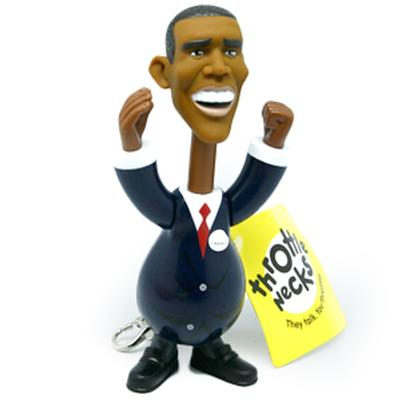 Click to get Chokeable Obama Toy with Sound