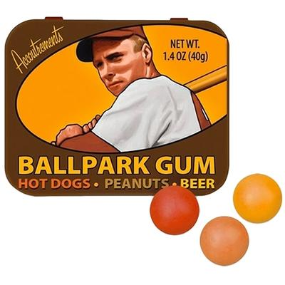 Click to get Ballpark Flavored Gum