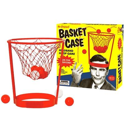 Click to get Basket Case the Headband Hoop Game