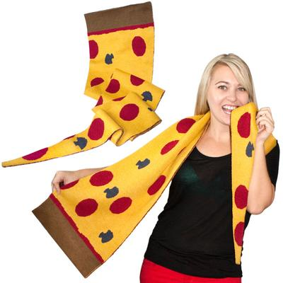 Click to get The Pizza Scarf