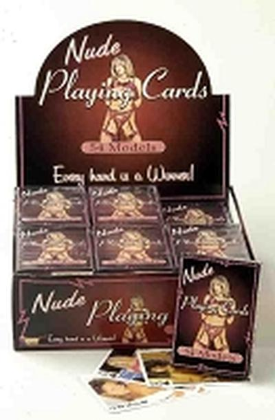 Click to get Nude Female Playing Cards