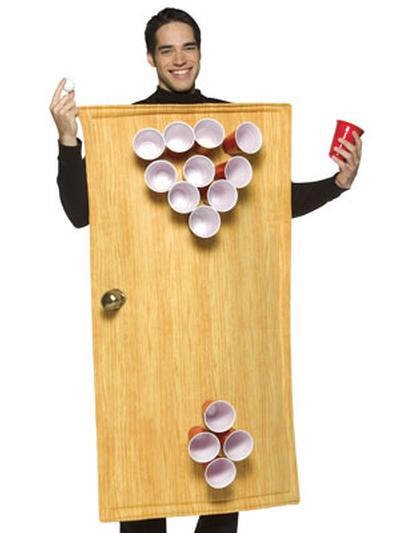 Click to get Beer Pong Costume