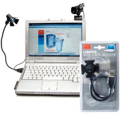 Click to get USB Webcam Spotlight