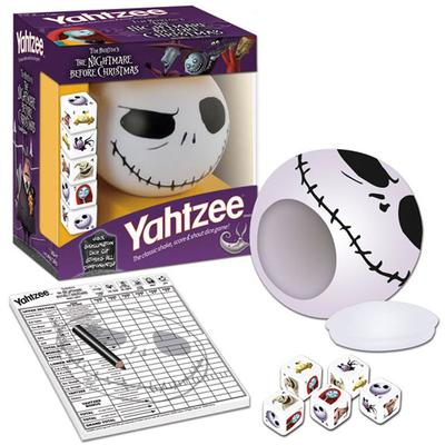Click to get Nightmare Before Christmas Yahtzee