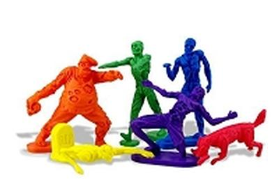 Click to get Zombie Colorful Erasers