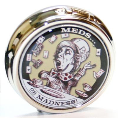 Click to get Mad Hatter Pill Box