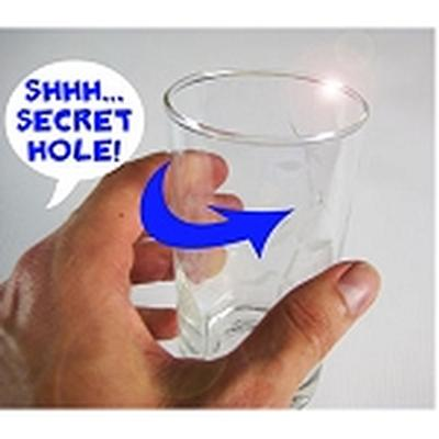 Click to get Dribble Glass Prank