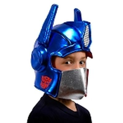 Click to get Transformers Optimus Prime Plush Helmet