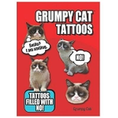 Click to get Grumpy Cat Tattoos