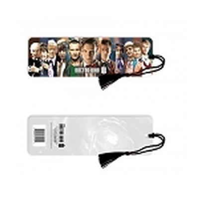 Click to get Doctor Who The Doctors Bookmark