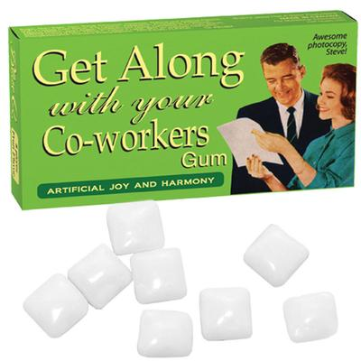 Click to get Get Along With Your Coworkers Gum