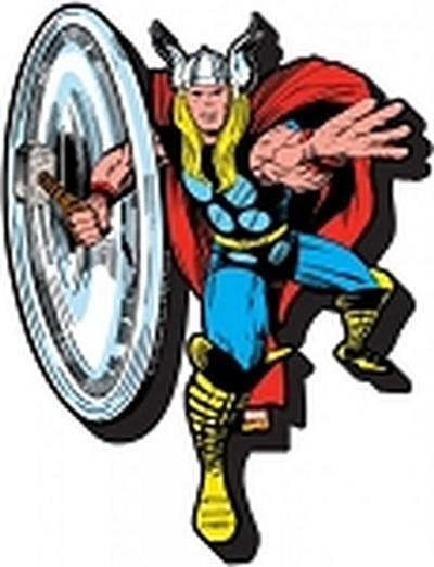 Click to get Marvel  Thor Funky Chunky Magnet