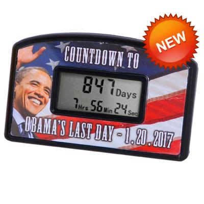 Click to get Obamas Last Day Countdown Clock 2017