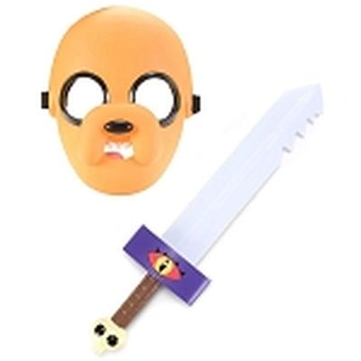 Click to get Adventure Time Jake Sword with Mask