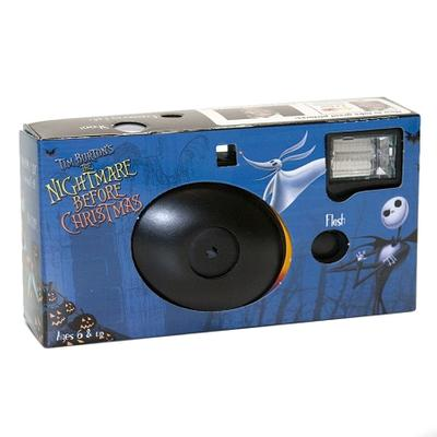 Click to get Nightmare Before Christmas Camera