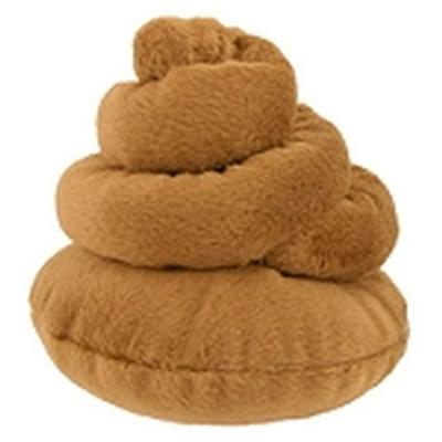 Click to get Poopies Squeaky Toy Large