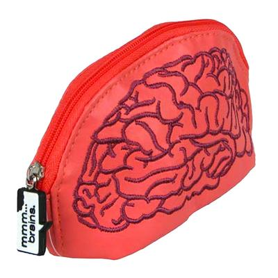 Click to get Zombie Brain Coin Purse