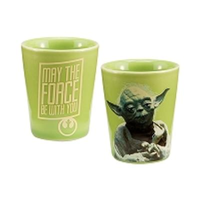 Click to get Star Wars Yoda Ceramic Shot Glass