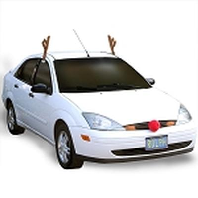 Click to get RedNosed Reindeer Car Kit