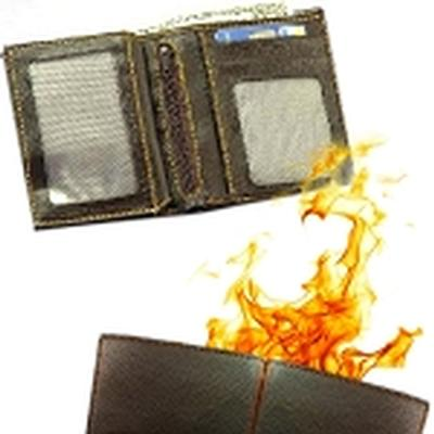 Click to get Magic Flaming Wallet Trick
