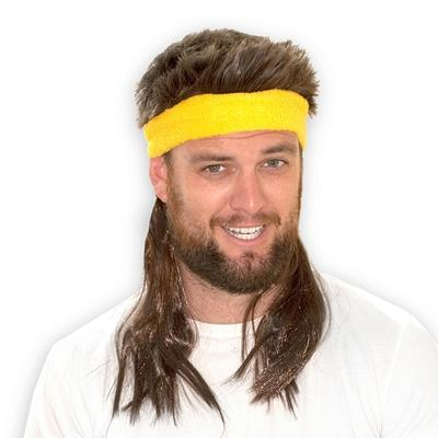 Click to get Instant Mullet w Headband The Weekender