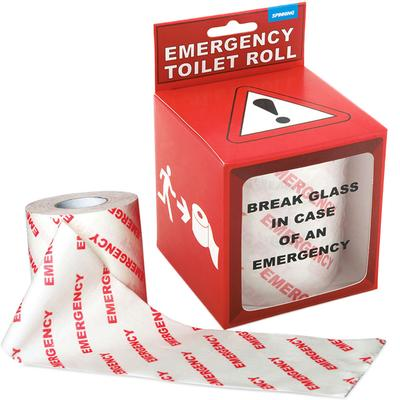 Click to get Emergency Toilet Paper