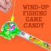 Wind Up Fishing Game Candy